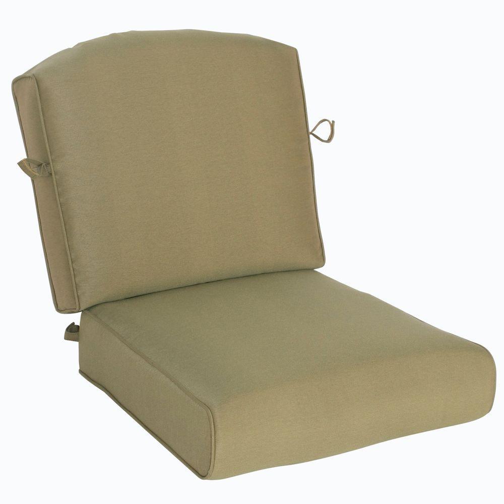Edington Celery Green Replacement Outdoor Lounge Chair Cushion