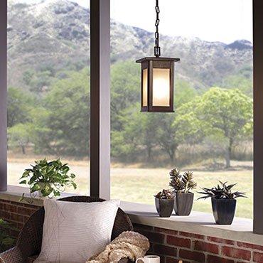 Ceiling Lights; Outdoor Pendant Lights