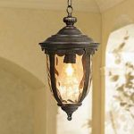 Ideas on outdoor patio hanging light   fixtures and their patterns