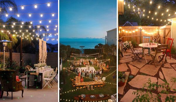 Home design ideas – outdoor patio string   lighting ideas