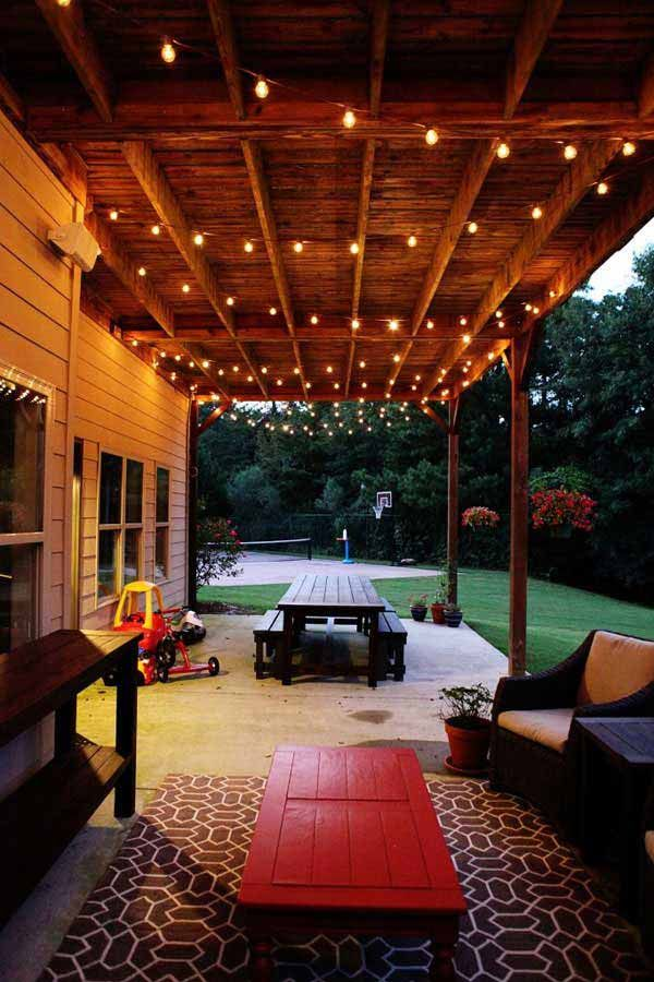 Ultimate guide to landscape and backyard lighting ideas for 2018. We  explain every type with photos and then have amazing photo gallery of the  best