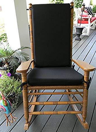 Amazon.com: Indoor / Outdoor Solid Color Rocking Chair 2 Pc Foam