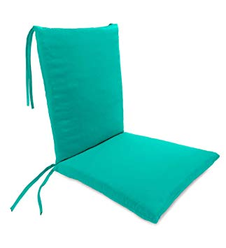 Amazon.com : Classic Polyester Outdoor Rocking Chair Cushion with