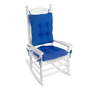 Amazon.com: Klear Vu Indoor/Outdoor Rocking Chair Pad Set, Cushion