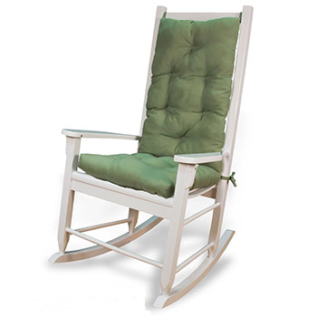 Rocking Chair Cushions | Top Quality from TheRockingChairCompany.com