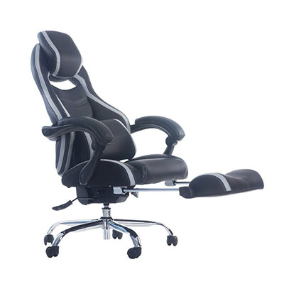 Merax-Racing-Style-Executive-PU-Leather-Swivel-Chair-