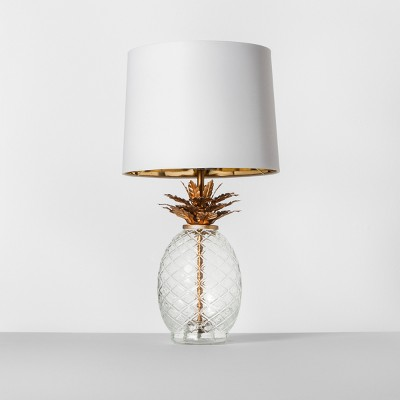 Home design ideas: pineapple style table   lamps
