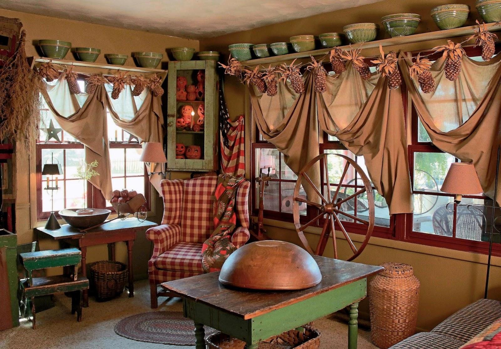 primitive home decor 1