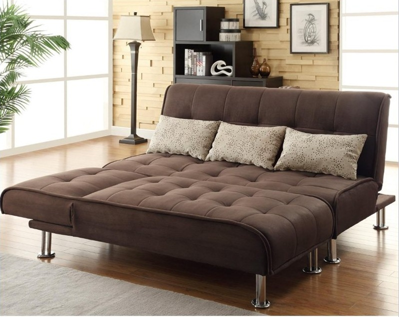 Sleeper Sofa Bed Sizes Fold Out Lounge Bed Leather Double Sofa Bed