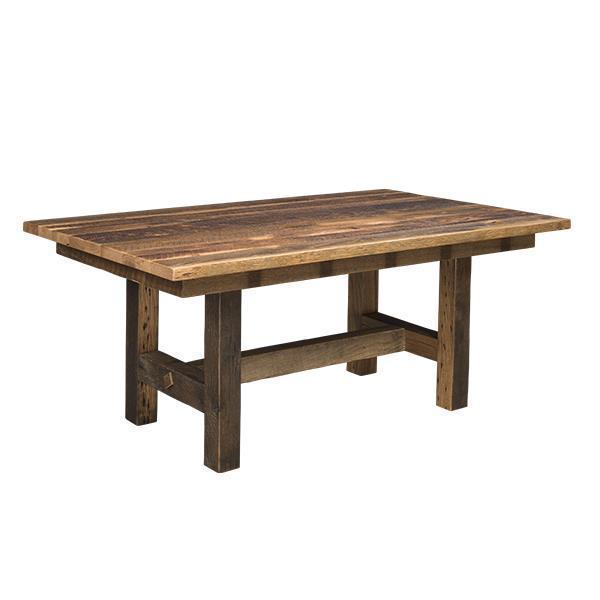 Reclaimed Barnwood Grove Table
