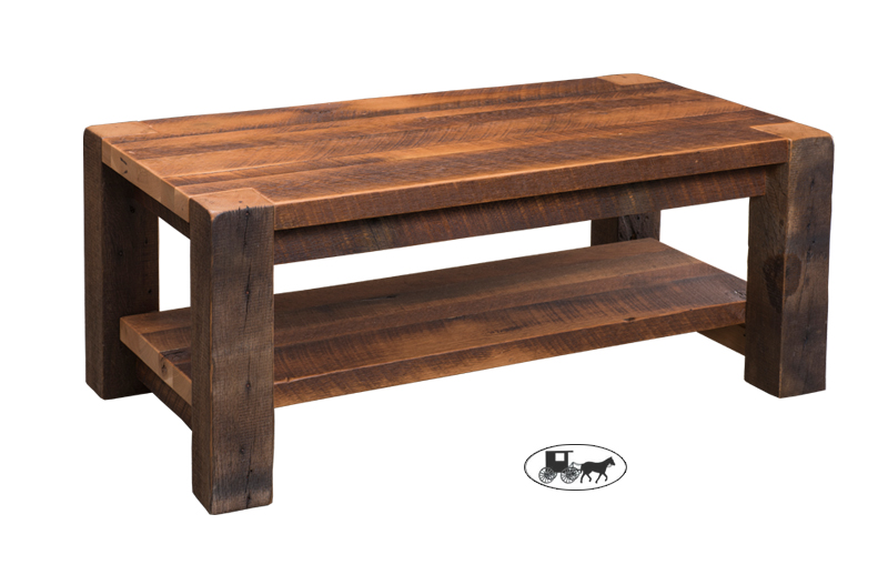 Amish-Made Barnwood Furniture: The Wood Carte- New York