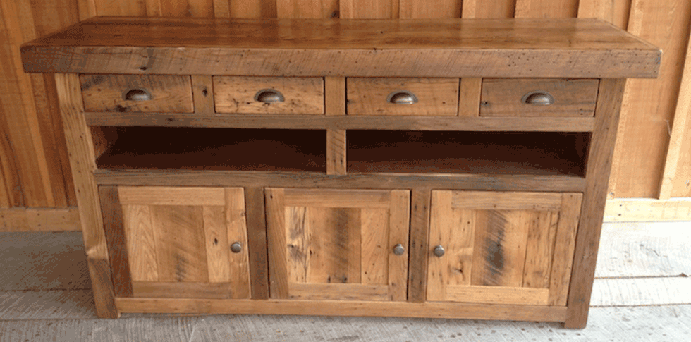 Unique Custom Furniture - Specializing in Reclaimed Barnwood Furniture