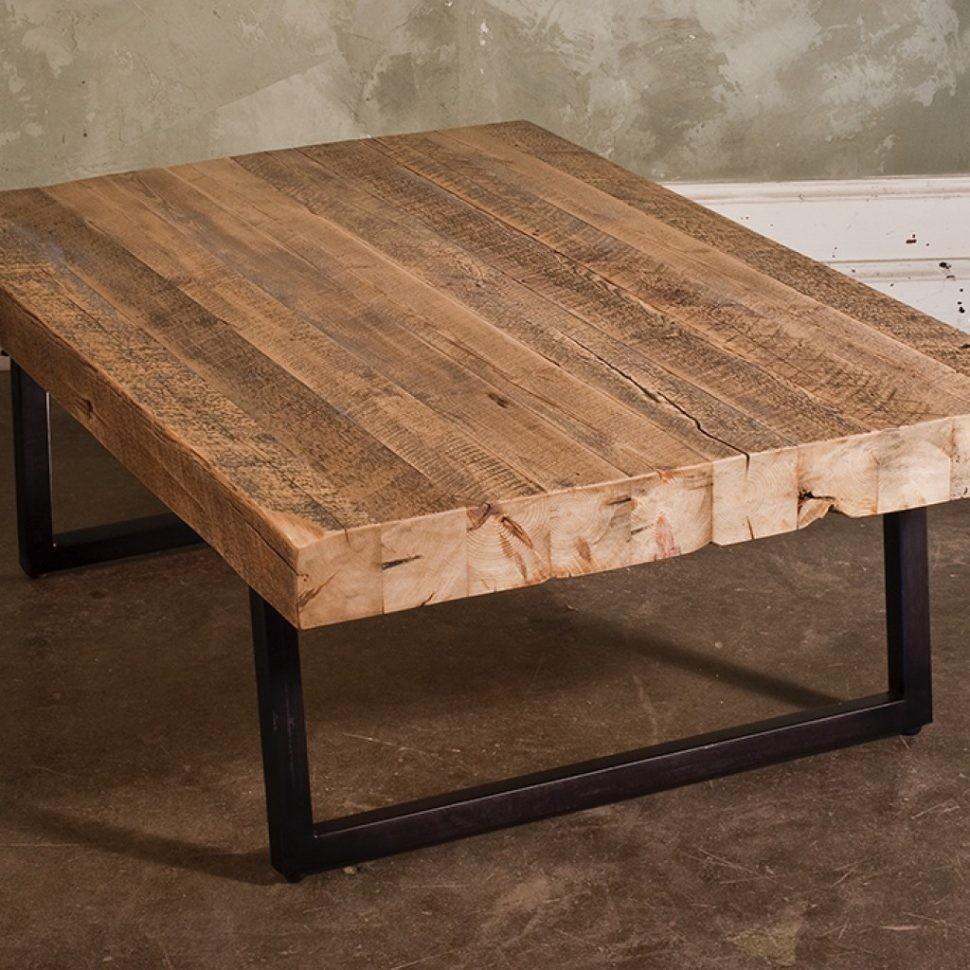 reclaimed wood coffee table metal legs Download-Reclaimed Wood and Metal  Coffee Table Unique Coffee