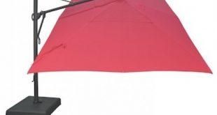 Treasure Garden 10' x 13' Rectangle Patio Umbrella | AKZRT O'bravia