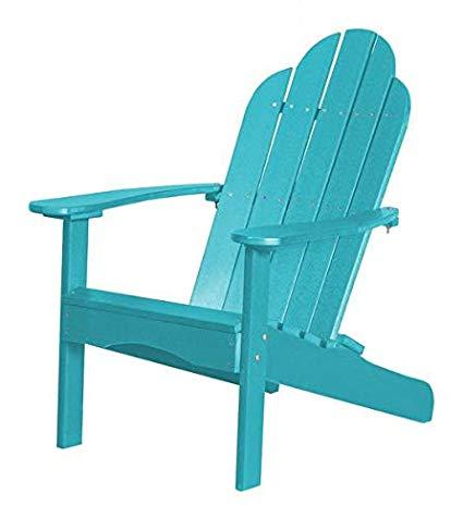 Amazon.com : Wildridge Classic Recycled Plastic Adirondack Chair