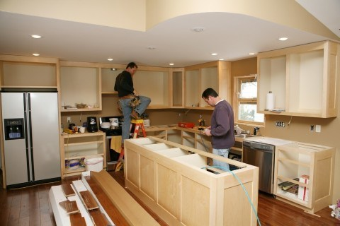 The remodeling industry has seen a 6 percent to 7 percent growth each year  for the past five years. (GeorgePeters/Getty Images)