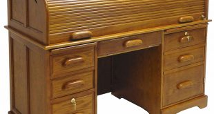 Roll Top Computer Desk - In Stock! 59 59 59