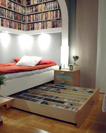 Small Room Design: Awesome room ideas for small bedrooms Bedroom