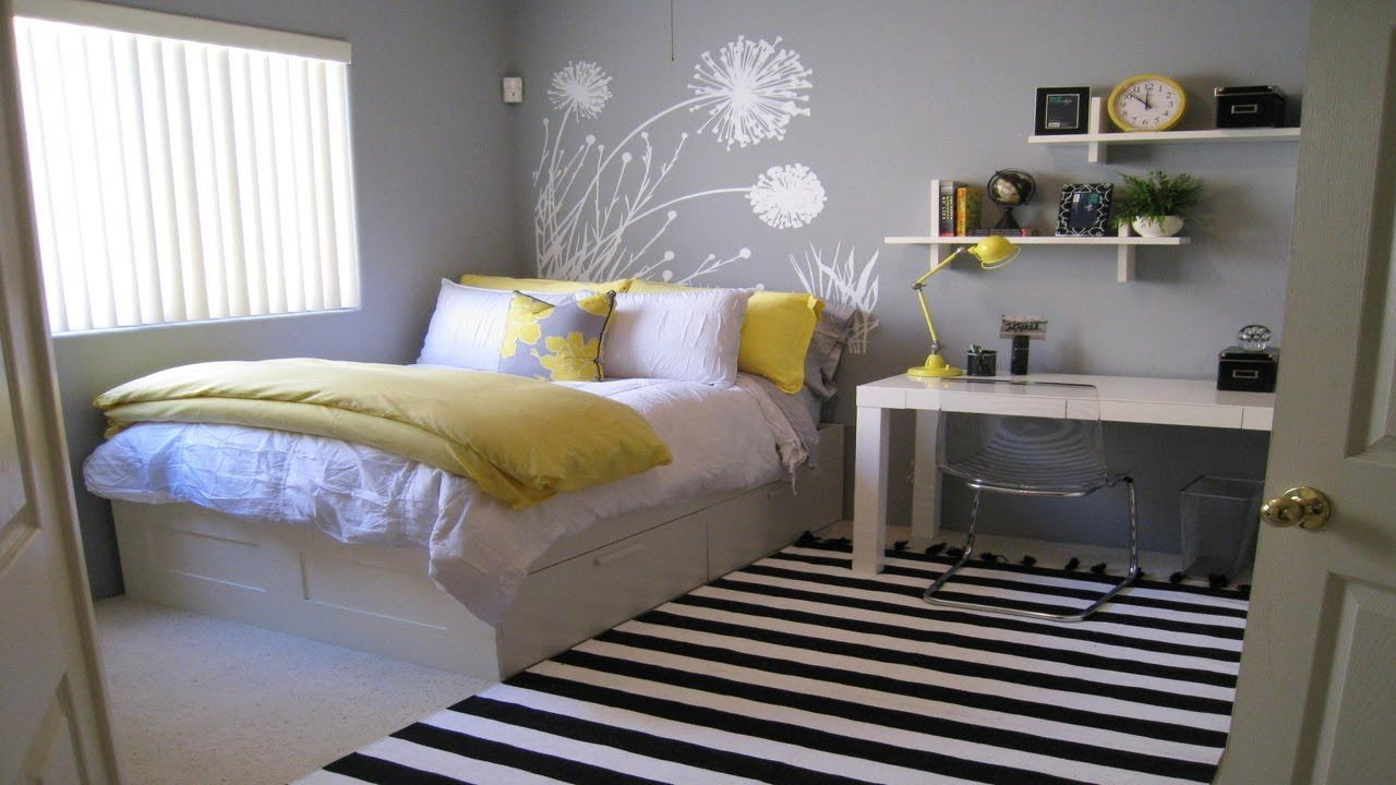 70 Small Bedroom Design Ideas For Couples