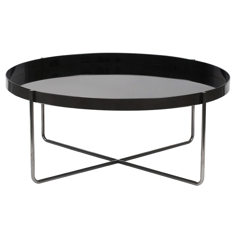 Gaultier Coffee Table Black
