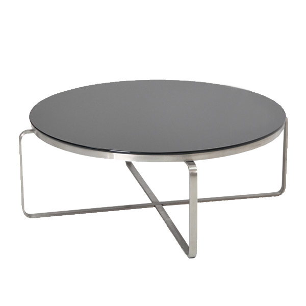 Metro Round Coffee Table