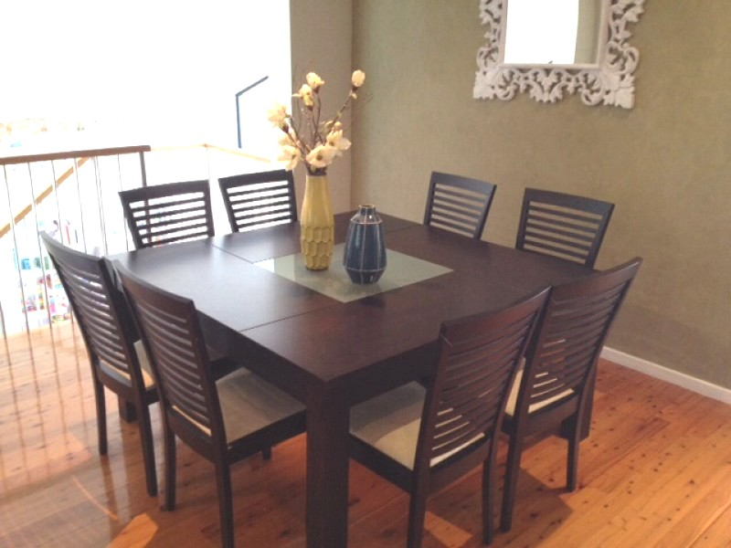 11 dining room table and 8 chairs beautiful square dining table and chairs  what size seats