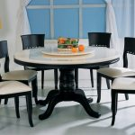 Do round kitchen table sets for 6 serve   us well?