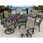 Things you never knew about round patio   dining sets for 6