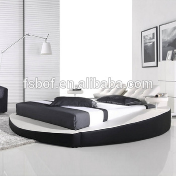 Wholesale Bedroom Furniture Cheap Round Beds King Size Bed Shaped  Dimensions C031 - Buy Cheap Round Beds,Bed Round Shaped,King Size Bed  Dimensions Product
