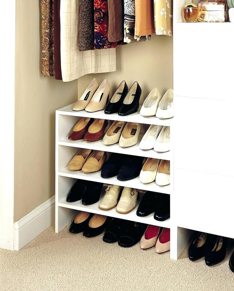 Shoe Closet Racks Closet Organizer Rack Best Closet Shoe Storage Closet  Organizer Shoe Storage Inside Best Shoe Rack For Closetmaid Shoe Racks  Small Closet