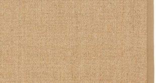 Color-Bound Natural Sisal Rug - Chino | Pottery Barn