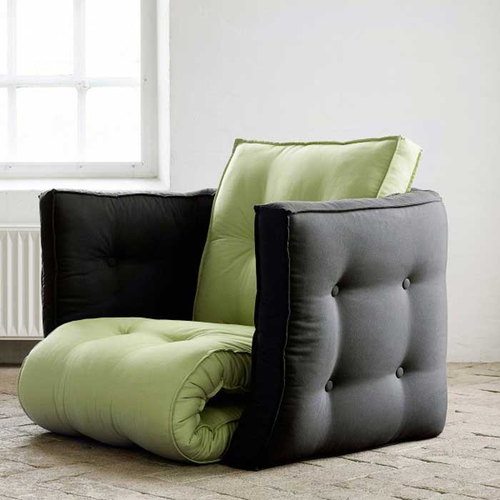 Sleeper chairs small spaces – a versatile   option for home decor