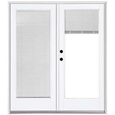 Blinds Between the Glass - Patio Doors - Exterior Doors - The Home Depot