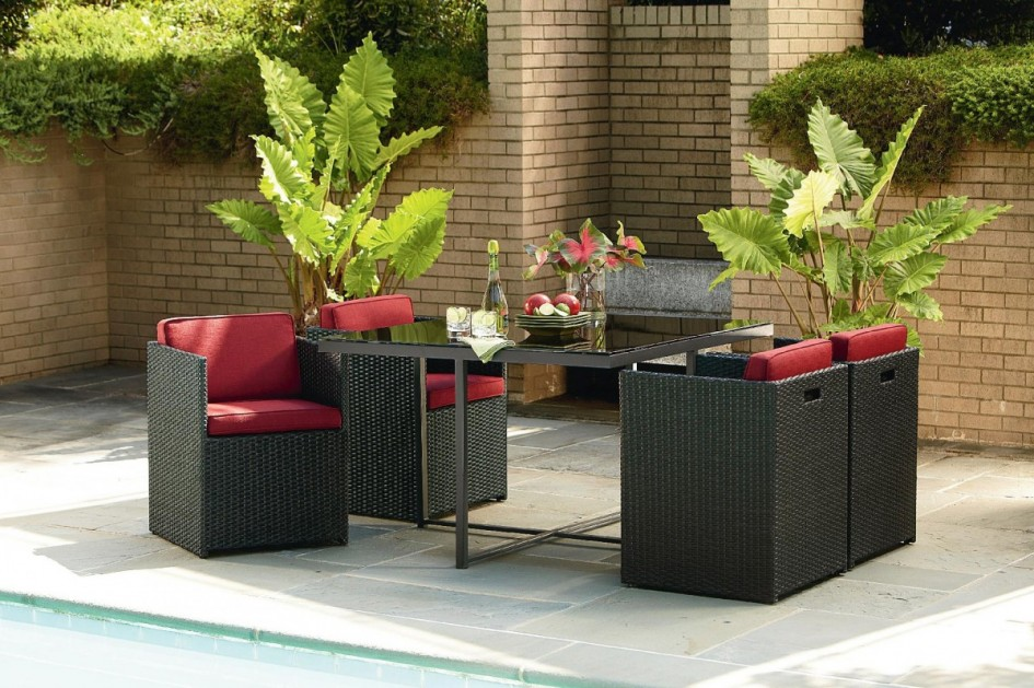 Small Patio Sets Furniture