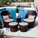 The best small balcony furniture sets out   there