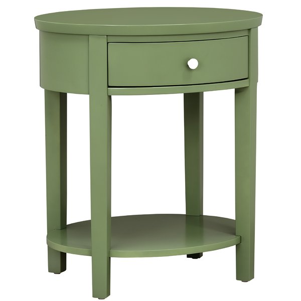 A good small bedside table with drawers   should be as luxurious as your bed