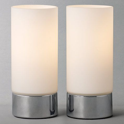 Buy John Lewis Marc Table Lamp Duo Online at Traveller Location