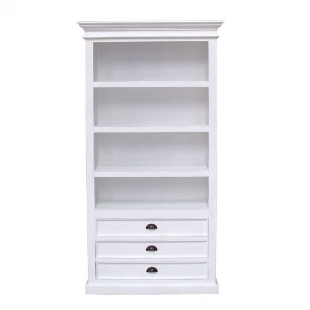 Bookshelf With Drawers White Furniture Ideas: Inspiring Bookshelf With  Drawers Design