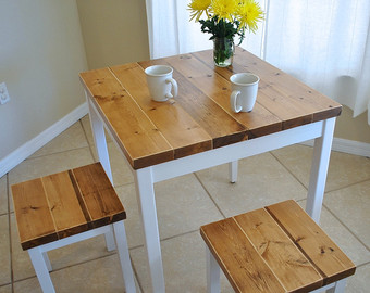 Ideas for small breakfast table and   chairs furniture