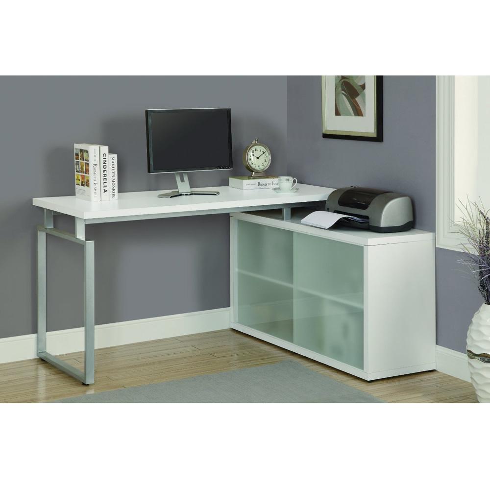 Corner Desk White Design