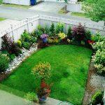 Some space saving small garden   landscaping ideas