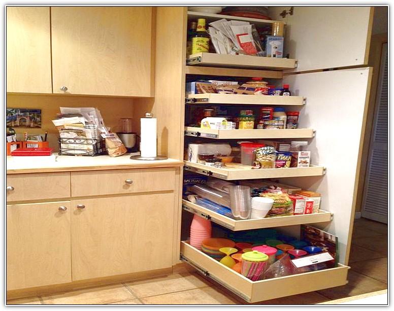 The necessity of kitchen storage cabinets