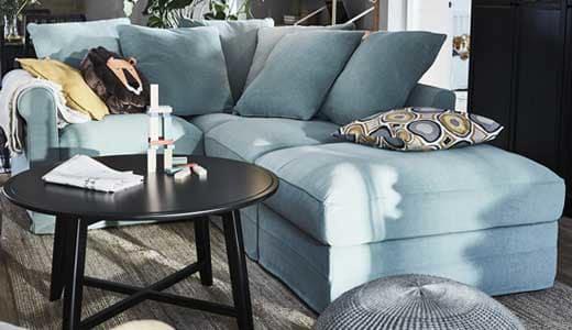 IKEA Modular sofas