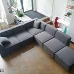 Small modular sofa sectionals : type of   sofa for a stylish look