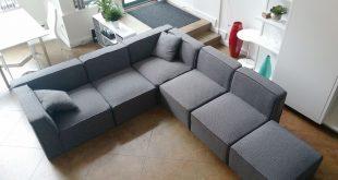 Recent Living Room : Modular Sofas For Small Spaces Small Modular Sofa  Throughout Small Modular Sectional
