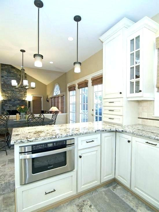 Small Open Kitchen And Living Room Small Open Plan Kitchen Living