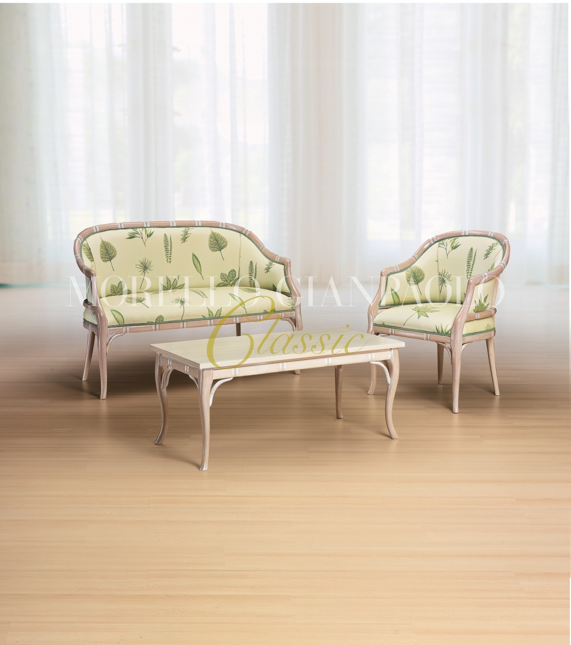 SMALL SOFA SET GLORIA