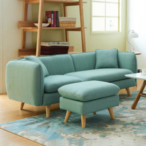 Small room! get it charmed by a small   sofa set