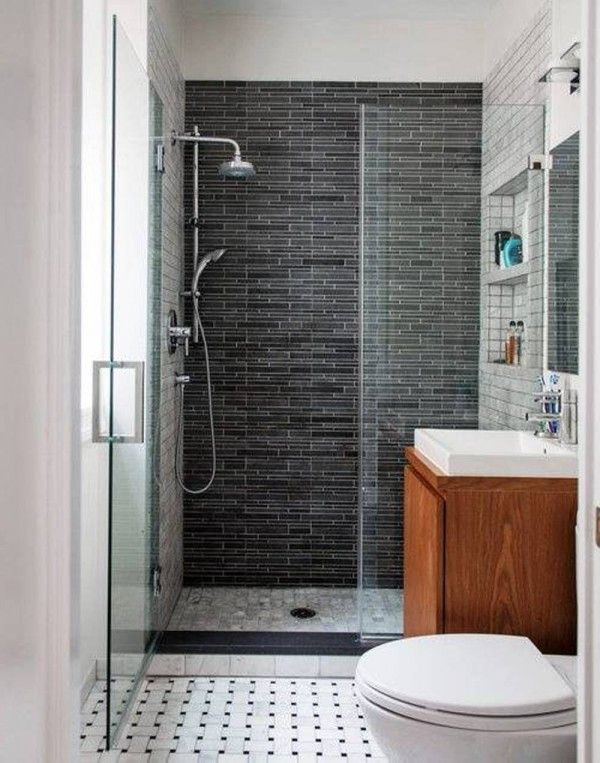 Quiet Simple Small Bathroom Designs