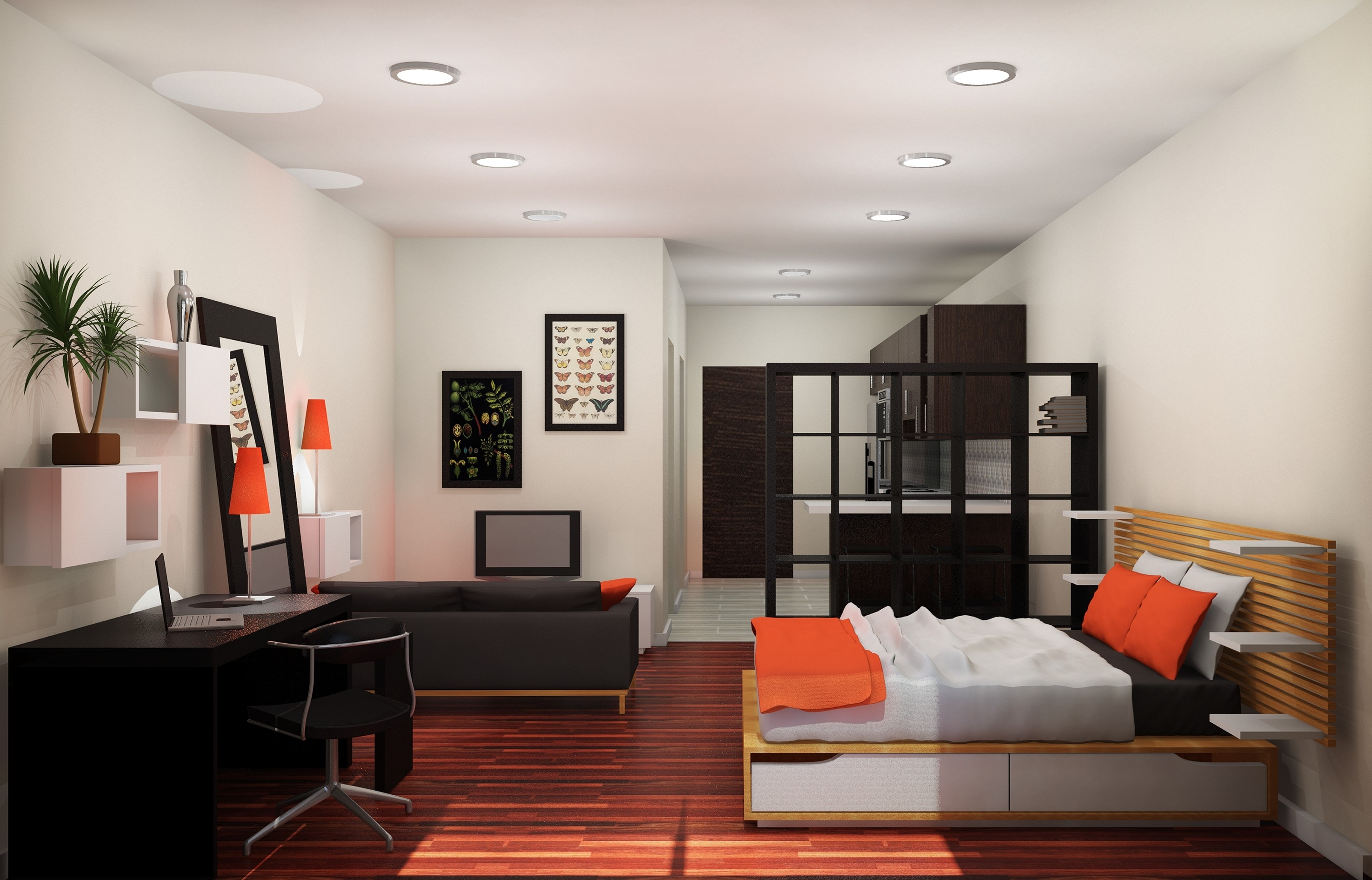Studio Apartment Design Tips And Ideas Intended For Small Apartment  Furniture It Is Important To Have